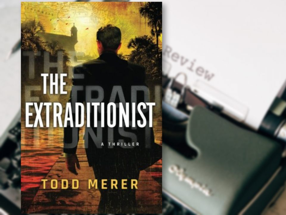 Featured cover image of The Extraditionist