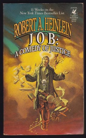 Job: A Comedy of Justice by Heinlein Cover