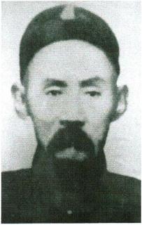 Yin Fu a disciple of Dong Haichuan